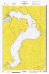 Lake Pend Oreille - 1971 Nautical Chart - Inland Lakes