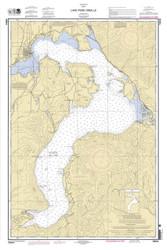 Lake Pend Oreille - 2010 Nautical Chart - Inland Lakes