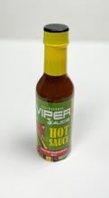 New item Peach Habanero hot sauce mild and delicious