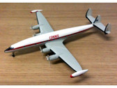 HG9741 Hogan Die-cast 1:200 Lockheed C-121C Super Constellation Connie (L-1049F) HARS Historical Aircraft Restoration Society VH-EAG