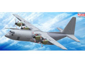 DRW56279 Dragon Warbirds 1:400 Lockheed C-130K Hercules C.3 RAF Royal Air Force No. 47 Squadron