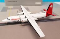 554213 Herpa Wings 1:200 Fokker 50 Crossair HB-IAS