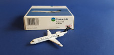 518376 Herpa Wings 1:500 Fokker 100 Contact Air 'Star Alliance' D-AFKB