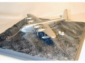 FB010 | Sky Classics Flying Boats 1:200 | Short S.23 Empire Flying Boat Diorama Imperial Airways G-ADHL (on a sea base) | available on request