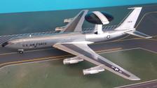 AV2AWACS001P | Aviation 200 1:200 | Boeing EC-137D US Air Force AWACS Prototype 71-1408 (polished)