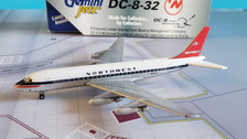 GJNWA230 | Gemini Jets 1:400 | Douglas DC-8-30 Northwest  N804US