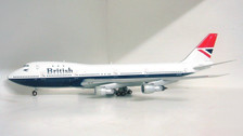 IF742301-IF741301   InFlight200 1:200   Boeing 747-100 British G-AWNI, 'Red Tail'