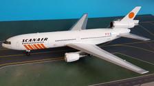 AV2DC10SCAN   Aviation 200 1:200   McDonnell Douglas DC-10-30 Scanair SE-DFH