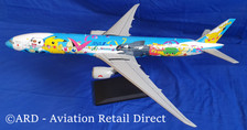 MA045 | Custom Made Desktop Models 1:100 | Boeing 777-300 ANA 'Pokemon'