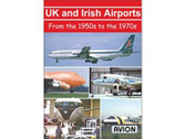 W075 Avion DVD UK and Irish Airports from the 1950s to the 1970s 60 Minutes