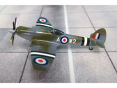 SF041 | SkyFame Models 1:200 | Spitfire Mk.24 RAF A-W2, No. 80 Sqn., Hong Kong | available on request