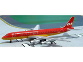 ACN820E | Aero Classics 1:400 | DC-8-51 Braniff N820E, 'Red Flying Colours'