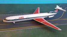 SC082 | Sky Classics 1:200 | HS121 Trident 3 BEA G-AWZZ, 'Speedjack'