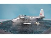 FB014 Sky Classics Flying Boats 1:200 Short S-25 Sandringham Flying Boat Diorama BOAC G-AKCP (on a sea base)
