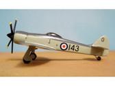 SF067 SkyFame Models 1:200 Hawker Sea Fury FB.11 O/143 898 Squadron HMS Ocean 1955