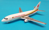 IFLELIT732 | Small World 1:200 | Boeing 737-200 Lithuanian Airlines LY-BSG