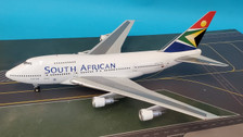 IF747SP024 | InFlight200 1:200 | Boeing 747SP South African Airways ZS-SPE