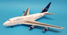 IF747SP023 | InFlight200 1:200 | Boeing 747SP Syrian Air YK-AHA