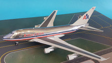 IF747SP602P | InFlight200 1:200 | Boeing 747SP American Airlines N602AA (polished)