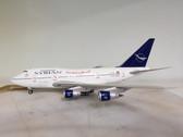 IF747SP0213 Boeing 747SP Syrian YK-AHB