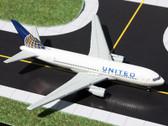 GJUAL1137   Gemini Jets 1:400   Boeing 767-200 United N76151