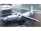 ACN982MA | Aero Classics 1:400 | Fokker F27 Mahalo Air 'The Kohola' N982MA