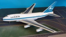 SM2SP1301 SM200 1:200 Boeing 747SP Luxair LX-LGX