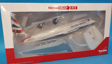 609791 | Herpa Snap-Fit (Wooster) 1:250 | Airbus A380 British Airways