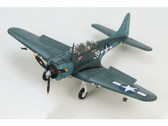 HA0170 Hobby Master Military 1:72 Douglas SBD-5 Dauntless VB-16 'White 39', Lt. Cook Cleland, USS Lexington, Battle of Philippine Seas, June 1944