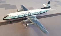 556118 | Herpa Wings 1:200 | Viscount 800 BMA British Midland Airways G-AZNA
