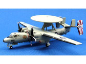 WA22109 | World Aircraft Collection 1:200 | Grumman E-2C Hawkeye US Navy VAW-115 'Liberty Bells' NF600 165301