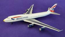 A13047 | Apollo 400 1:400 | Boeing 747-400 British Airways G-BNLD, 'Golden Nose'