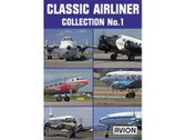 W080 | Avion DVD | Classic Airliner Collection No. 1 (72 minutes)