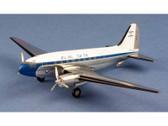 CA-33E Western Models 1:200 Curtiss C-46 Commando EL AL Israel Airlines 4X-ALC