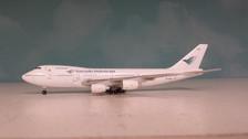 A413045 Apollo 400 1:400 Boeing 747-267B Garuda TF-ATC is due: February 2014