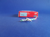 527088 | Herpa Wings 1:500 | Bombardier Q400 EuroLOT SP-EQE 'Podkarpackie Travel'