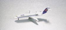 509244 Fokker 100 AirUK