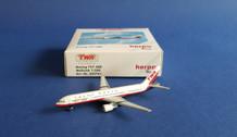 503761 | Herpa Wings 1:500 | Boeing 757-200 TWA