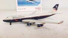 500708 | Herpa Wings 1:500 | Boeing 747-400 British Airways 'Landor'