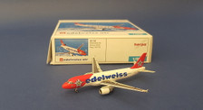 501705 Airbus A320 Edelweiss