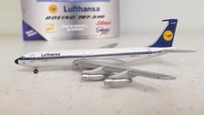 3557353 | Gemini Jets 1:400 | Boeing 707-300 Lufthansa D-ABUB