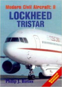 9780711026667 | Ian Allan Books | Modern Civil Aircraft: 8 - Lockheed Tristar by Philip Birtles