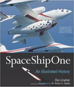 9780760331880 | Zenith Press Books | SpaceShip One - An Illustrated History by Dan Linehan