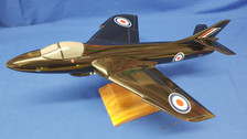 MA099 | Custom Made Desktop Models 1:24 | Hawk T1 RAF XF506, 100 Sqn.