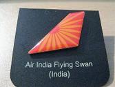 PIN086 | Lapel Pins | Tail Pin - Air India 'Flying Swan'