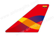 PIN038 | Lapel Pins | Tail Pin - Avianca