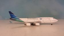 A13027 | Apollo 400 1:400 | Boeing 747-400 Garuda Indonesia PK-GSH