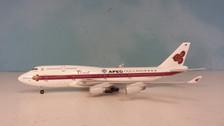 BB4-2004-010 | Big Bird 1:400 | Boeing 747-400 Thai Airways HS-TGH, 'APEC Thailand 2003'