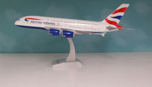 HG0298GR | Hogan Wings 1:200 | Airbus A380 British Airways G-XLEA