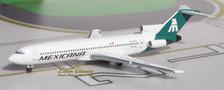 ACXAMEL | Aero Classics 1:400 | Boeing 727-200 Mexicana XA-MEL (green tail)